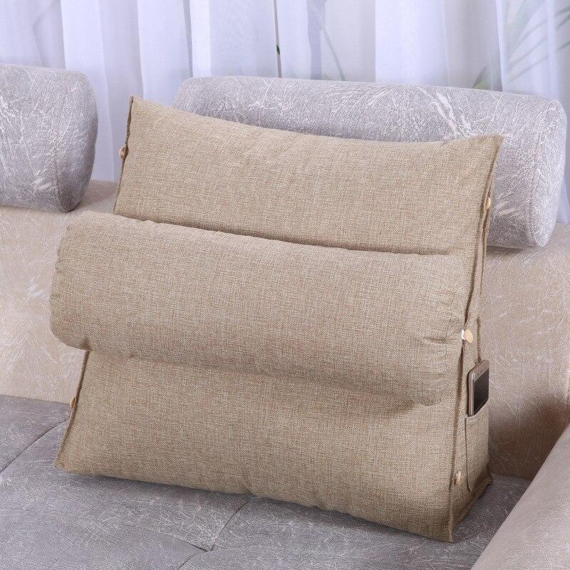 HTB1 oNaXMMPMeJjy1Xdq6ysrXXa0 Adjustable Lumbar Cushion Back Support Pillow Cushion Home Office Car Sofa Seat Supports Chair Pillow Sofa Waist Cushion Pillow