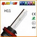 2 PCS 12V 55W H11 HID single xenon bulb 4300k 5000k 6000k 8000K 10000K Yellow Purple Pink ,h11 55w 4300k hid bulb
