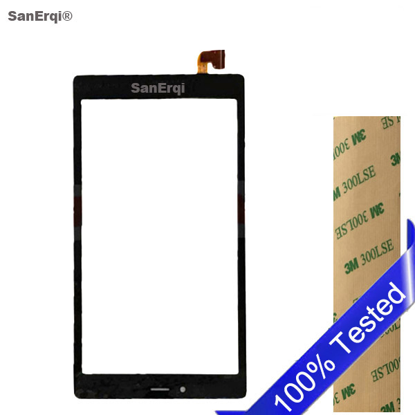 Touch Screen For Alcatel One Touch Pixi 4 7.0 9003 ot9003 9003A 9003X Panel Sensor image