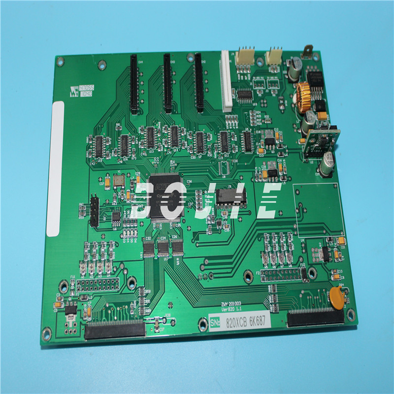 Niprint DX5 printer carriage board for Niprint printer with DX5 head board(China)
