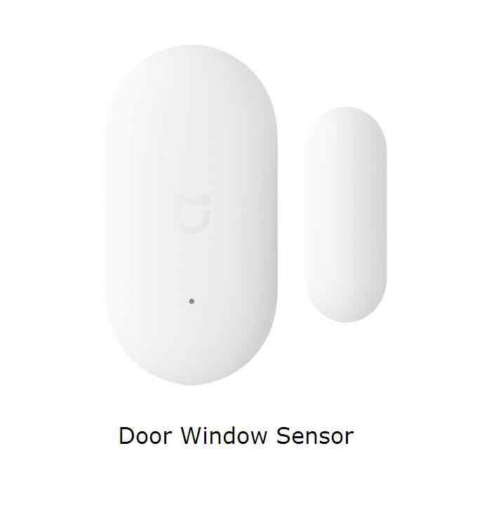 Xiaomi Mijia zestawy smart home drzwi okno ludzkiego ciała czujnik temperatury i wilgotności bezprzewodowy przełącznik gniazdo Zigbee Gateway Mihome App