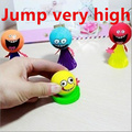 Hot!funny New Mega Fly Jump Elf Children Strange New Toy Bounce Elf Children's Educational Toys Educational Toy Free Shipping