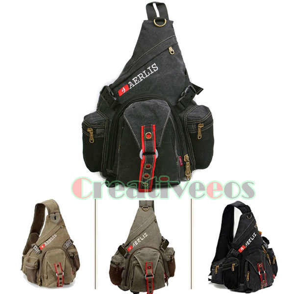 Online Get Cheap Cross Body Messenger Shoulder Sling Chest Bag ...