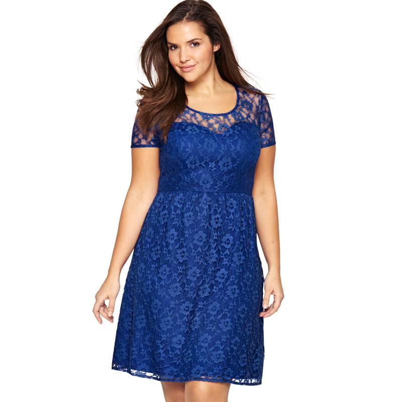 Size plus short summer dresses photo advise to wear in summer in 2019