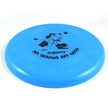 New Pet Dog Toys Flying Discs Silicone Outdoor Training Puppy Frisby Fetch Toy Tooth Resistant