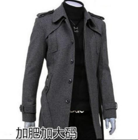 Compare Prices on Peacoat Men with Belt- Online Shopping/Buy Low ...