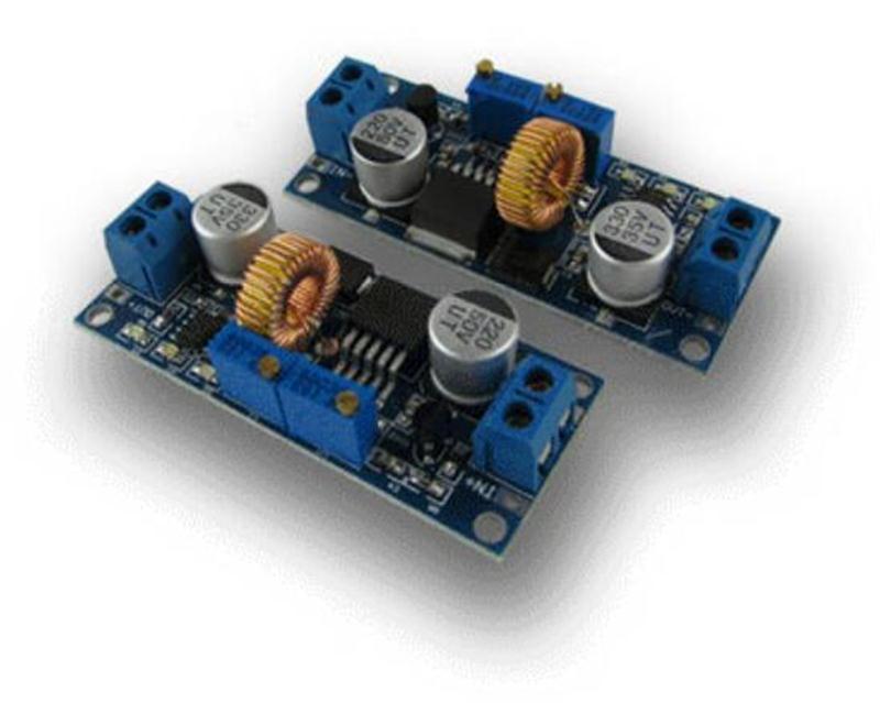 Buy Dc Buck Voltage Regulator 5v 32v 0 8v 30v 5a Converter