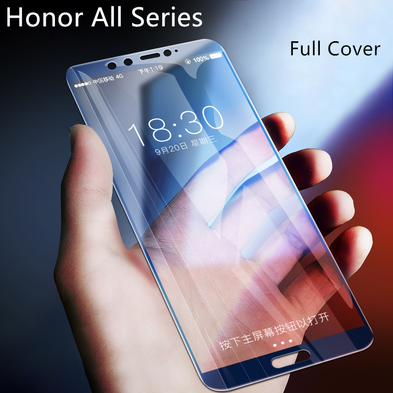 9H Full Protective Glass For Huawei Honor 9 Lite Screen Protector For Huawei Honor 10 Lite Honor9 Honor10 Light Tempered Glasses