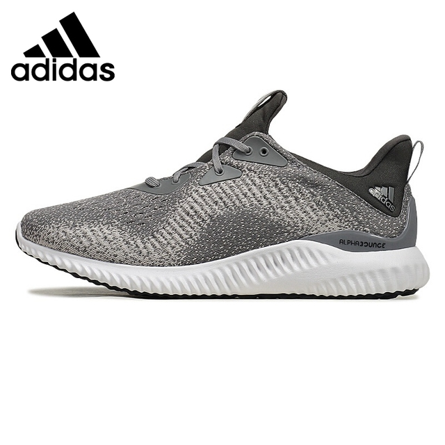 a535419f4e1 Original New Arrival 2018 Adidas Alphabounce EM Men s Running Shoes Sneakers