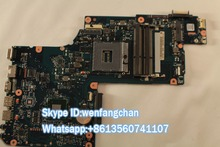 free shipping Laptop motherboard H000043520 for C870 L870 motherboard DDR3 without vga chipsets fully test and