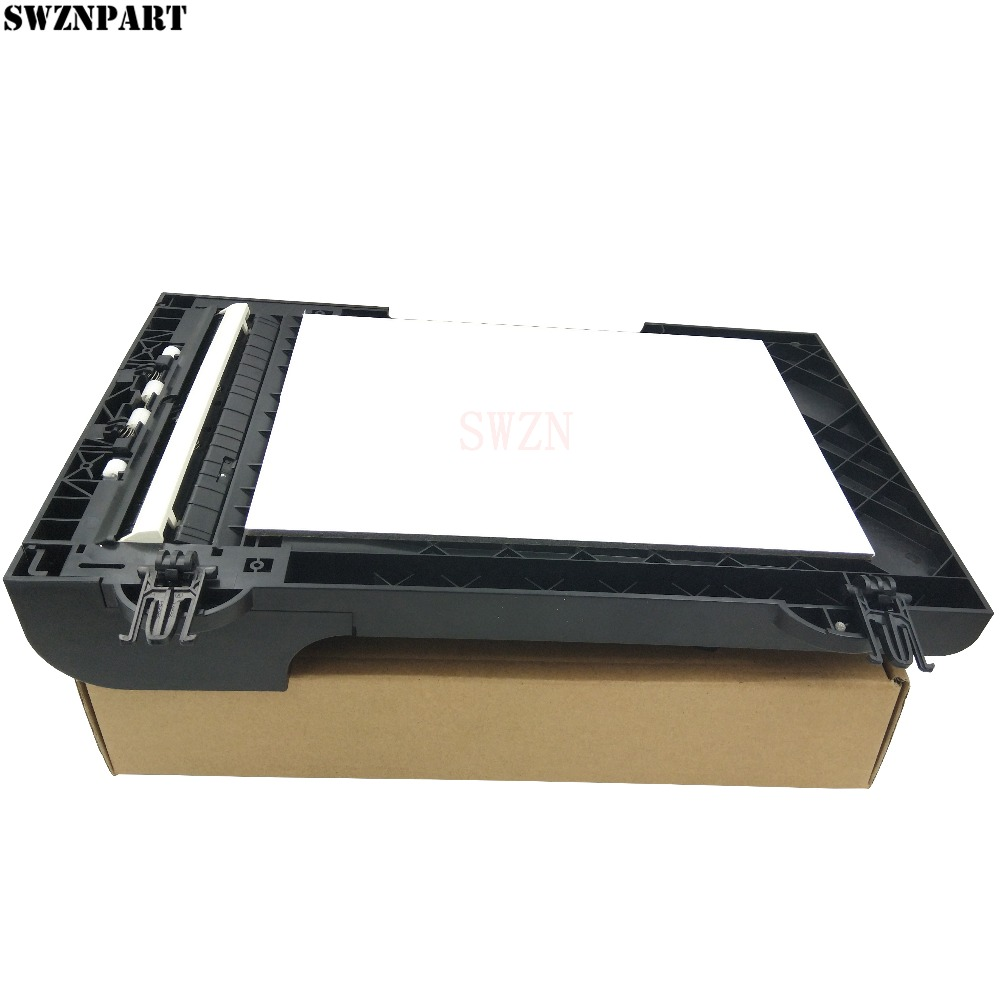 Document feeder (ADF) assembly for HP CM1415 CM1410 CM1415FN 1415 M1536 1536 M1530 1530 CE538-60121 original new for hp m1536nf lj m1536 cm1415 1536 1415 adf assembly ce538 60121 printer parts on sale