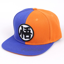 Dragon Ball Z Baseball Cap Snapback Hats Summer Fashion Adjustable Hip-hop Caps For Men Women