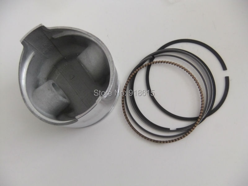GM391 GT1300  PISTON PISTON RING GASOLINE ENGINE PARTS MGE6700 GENRATOR PARTS ex27 piston assy piston rings fit subaru ex27 gasoline engine parts geniune