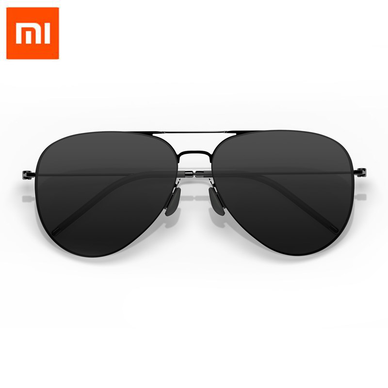 Xiaomi Turok Steinhardt TS Brand Nylon Polarized Stainless Sun Mirror Lenses Glasses 100% UV-Proof for Outdoor Travel Man Woman in stock xiaomi turok steinhardt ts brand nylon polarized stainless sun lenses 18g edgeless 100