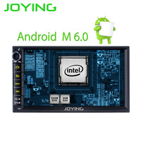 JOYING 2 DIN 7INCH Screen Android Car Stereo AV Out Monitor Car GPS Multimedia HD Player