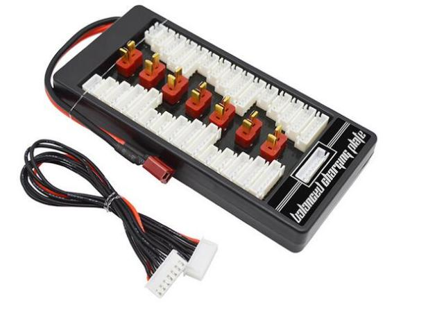Parallel Charging Board 2-6S T-Plug