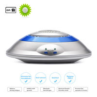 Car Anion Air Purifier Negative Ions Ozone Generator Air Purifier Removing Dust Formaldehyde Free Shipping
