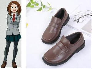 Image 1 - بطلي الأكاديمية Boku لا بطل الأكاديمية Jirou Kyouka تأثيري أحذية OCHACO URARAKA تأثيري أحذية Asui Tsuyu تأثيري أحذية