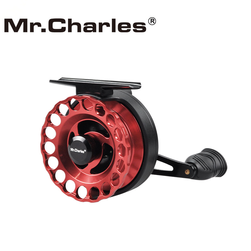Mr.Charles New MMD65 Gear Ratio 3.6:1 Aluminum Front-end Fishing Left/Right Hand Fly Fishing Reel Raft Ice Fishing Reel сервер ibm p770 model mmd 1 tcf083307 9117 mmd