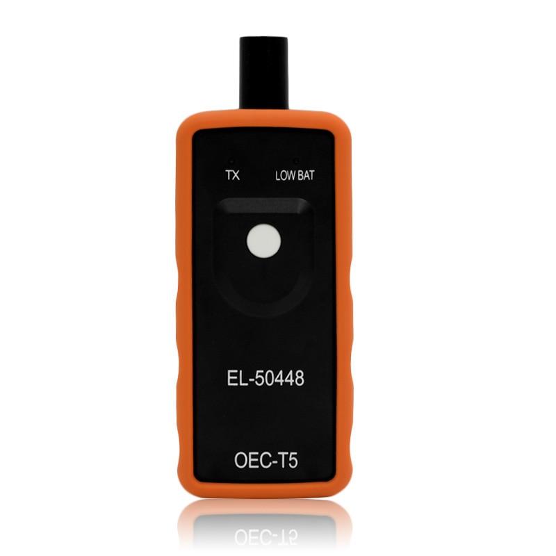 High Quality EL 50448 Auto Tire Pressure Monitor Sensor TPMS Activation Tool OEC T5 EL 50448