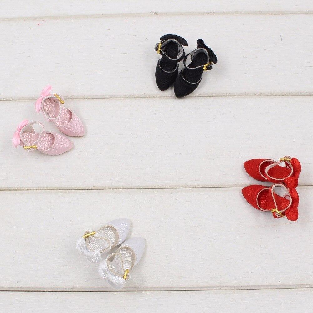 Neo Blythe Doll Vintage High Heels Shoes 4