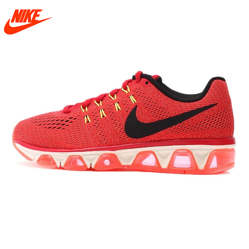 ... Shop] Original NIKE AIR MAX Women's Running Shoes Breathable Whole palm  cushion Sneakers ...