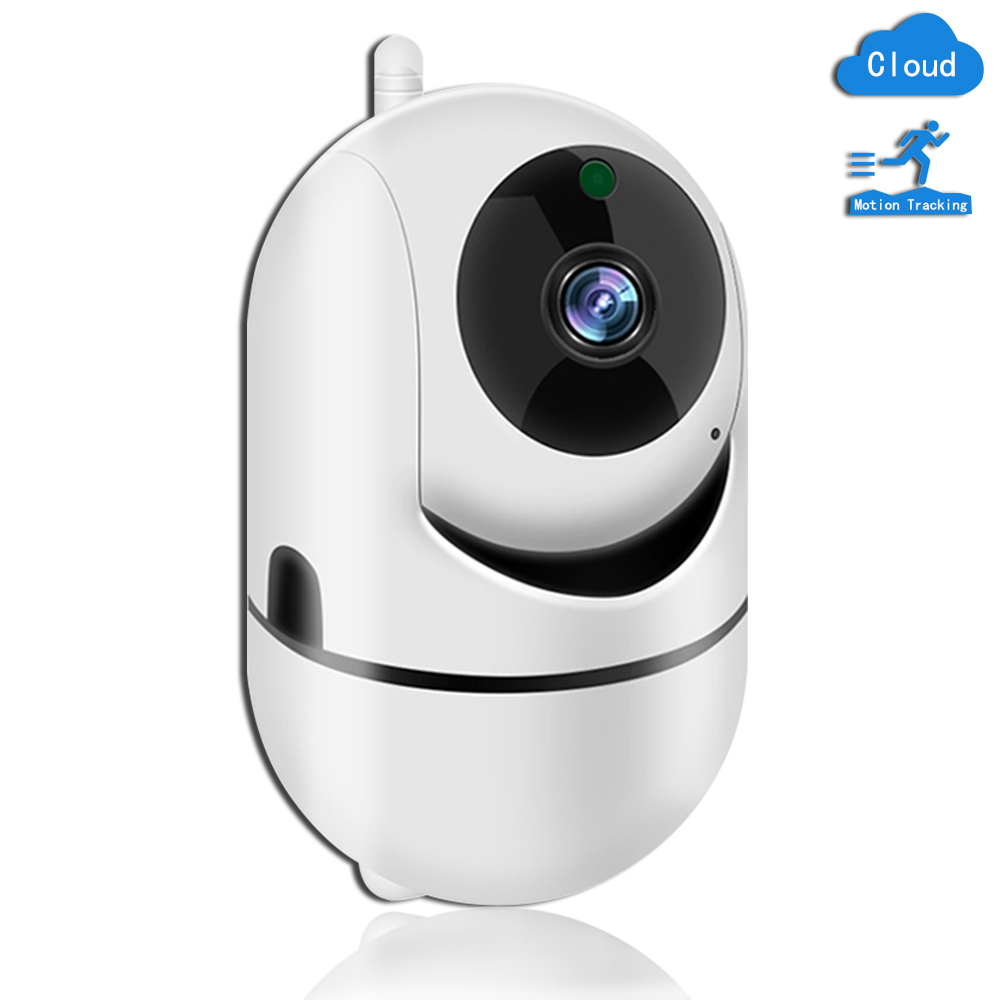 IP Camera Home Security 1080P HD Wireless Wifi Camera SD Card Cloud Storage Two Way Audio IR Night Vision CCTV Baby Monitor