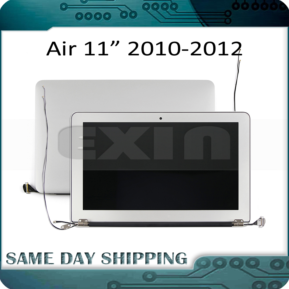 NEW Original for Macbook Air 11 A1370 A1465 LCD LED Assembly Display Screen MD505 MC968 MD223
