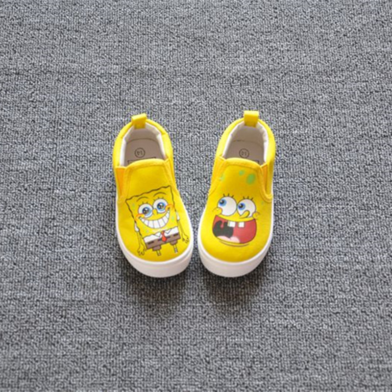 کارتون کلاسیک بوم کودکان کفش ورزشی لغزنده نرم پسرانه کفش دخترانه گاه به گاه کفش نو پا بچه ها Chanssure Enfant Tenis Infantil
