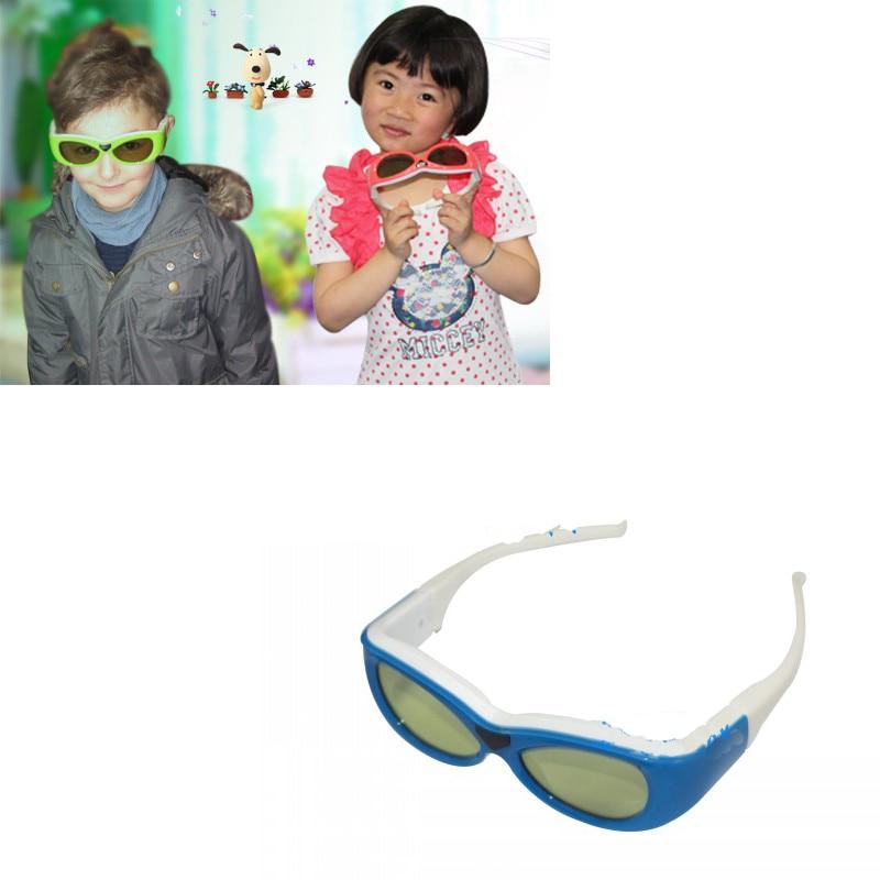5pcs/<font><b>lot</b></font> <font><b>Active</b></font> <font><b>shutter</b></font> children 3D <font><b>Glasses</b></font> <font><b>For</b></font> Infrared Sharp/Sony/Panasonic/Samsung/LG/Konka/Hisense/TCL & HX950/NX720