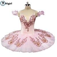 Pink Ballet Tutu Dress Girls Leotard Dancewear Ballet Clothes Children Ballerina Costume Discount Ballet Tutus BT9137