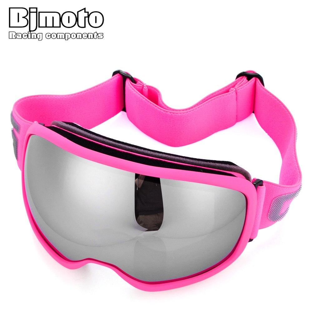 Bjmoto Модные Очки солнцезащитные безопасности мотоциклов Спорт на открытом воздухе лыжи сноуборд лыжи зима очки лыжные очки