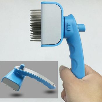 Brush Removal Hair Comb
