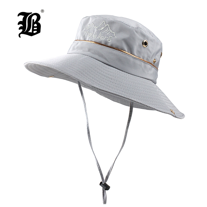 Sun Hat Bucket Summer Men Women Fishing Boonie Hat Sun Long Large Wide Brim Mesh Hiking Outdoor Beach Cap F331 Beneficial To The Sperm flb Initiative