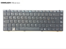 BR Brazil keyboard for Sony Vaio VGN-FZ FZ440E PCG-391T PCG-381T PCG-38CP Black Keyboad BR LAYOUT стоимость