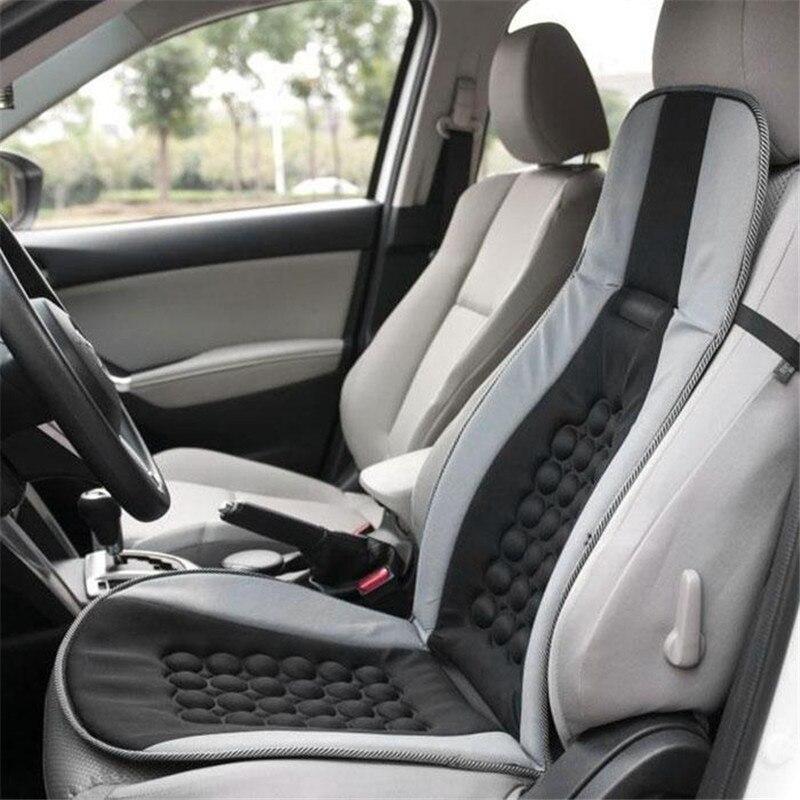 Vehemo автомобиль E-02 магнит Средства ухода за мотоциклом автокресло Подушки круглый Bump Дизайн массаж Функция Pad Универсальный 116x45 см