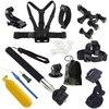 Gopro Accessories Set Gopro Case Chest Belt Head Mount Strap Go Pro Hero3 Hero 4 3