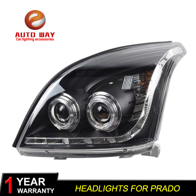 Autóstílus - Toyota Prado, 2003-2009, Toyota Prado fényszórók, - Autó világítás