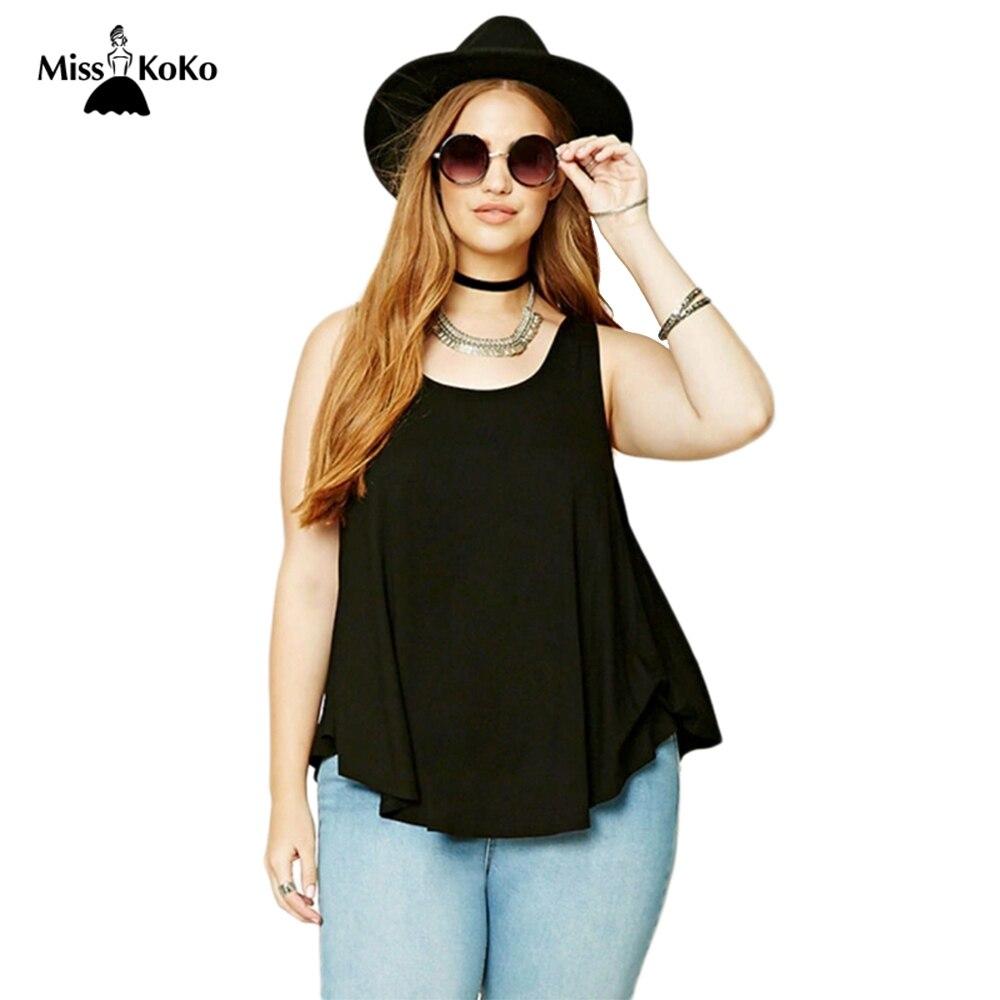 Misskoko Grande Taille Nouvelles Femmes De Mode Vêtements Décontractés Solide Bref de base T-shirt D'o-Cou Dos Nu Sexy Plus La Taille T-shirt 4XL 5XL 6XL