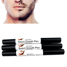 Fast Effective Face Beard whiskers moustache growth Enhance Enhancer style styling spray Shape Drawing liquid oil pen