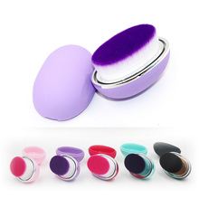 ODESSY Magic Box Makeup Brush New Arrival Novelty Profissional Powder Foundation Protable Travel Make up With Case