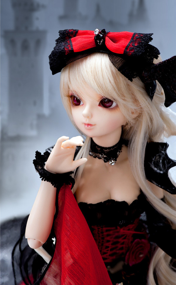 1/4 scale 42cm  BJD nude doll DIY Make up,Dress up SD doll. Fairyland MiniFee Rena Chloe (girl).not included Apparel and wig 1 4 bjd dollfie girl doll parts single head include make up shang nai in stock
