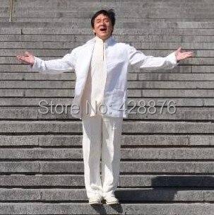 ZZB048 Kortärmade kläder Kungfu kostymer prestanda Tai chi kläder - Nationella kläder - Foto 3
