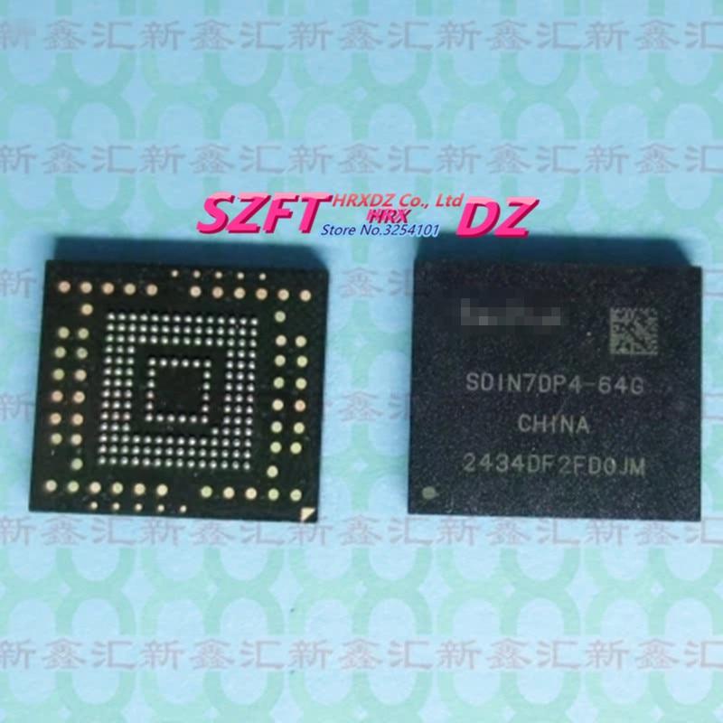 SZFTHRXDZ 100% new original SDIN7DP4-64G BGA szfthrxdz 100% new original kmi2u000ma b800 bga kmi2u000ma b800