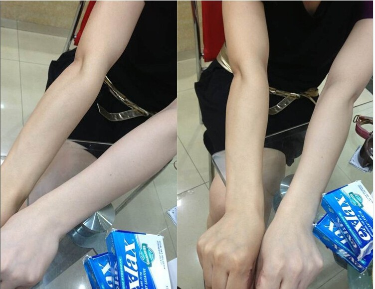 Whitening Body Cream 10 second Instantly whitening Body Lotion Skin Care Moisture for whole body 180ML Free Shipping 20