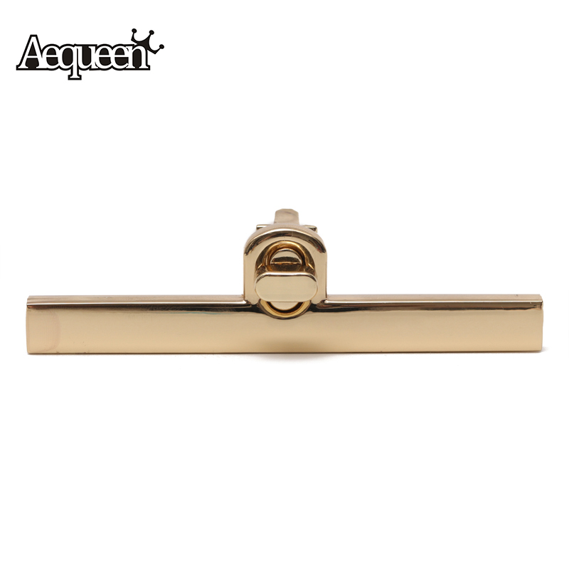 AEQUEEN Tone Twist Button Alloy Lock DIY Buckle Twist Turn Lock Snap Clasps Closure for Purse Gold Bag Accessories Part все цены