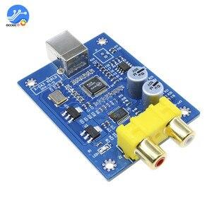 Image 4 - Scheda di decodifica audio dacmodule SA9227 PCM5102A 32bit USB HIFI modulo scheda di decodifica amplificatore decodifica Lettore audio dac convertitore