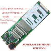 COMOLADO Universal Laptop Keyboard Tester testing device machine Tool for more than 90% keyboard Test tool