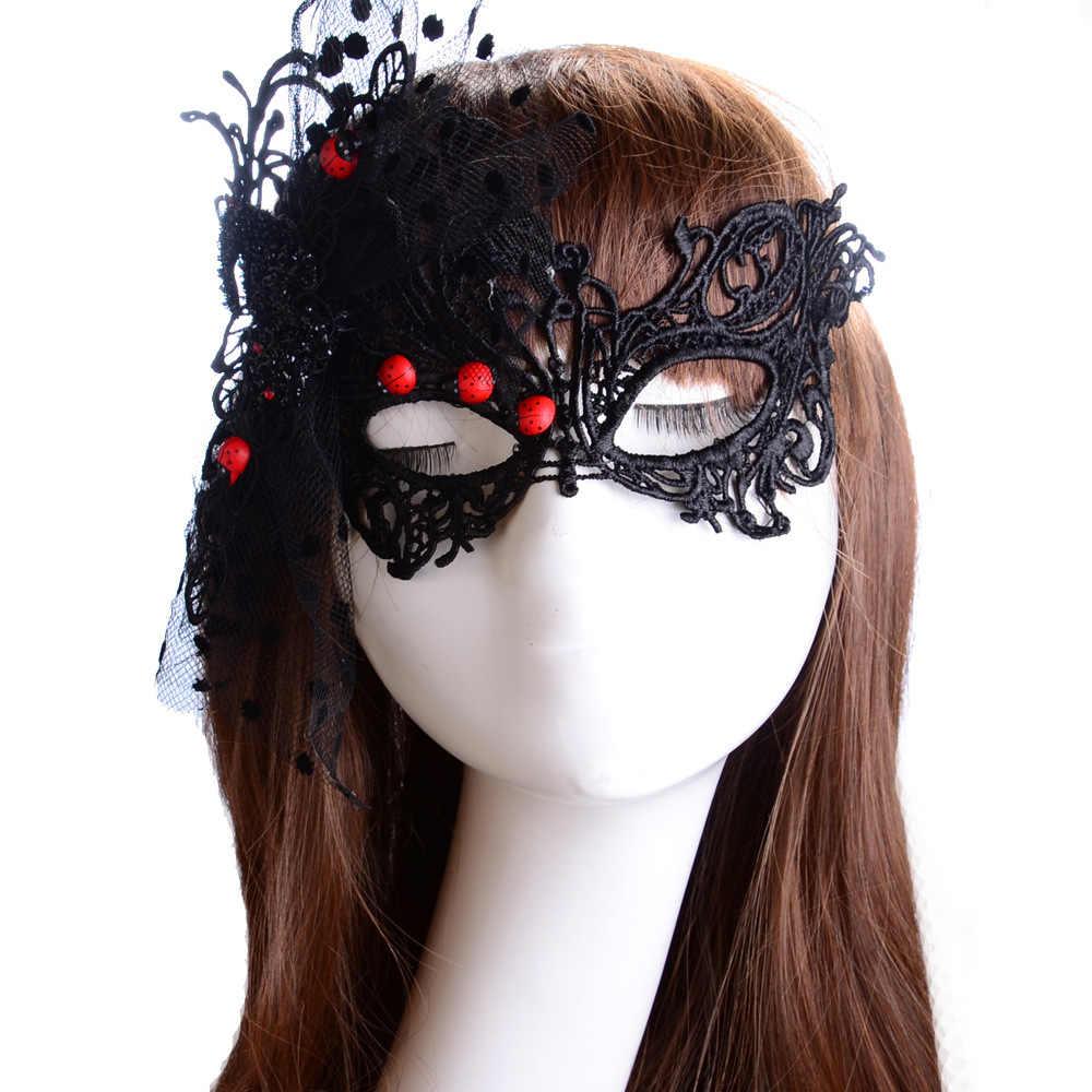 MQUPIN Бабочка Стиль глаз патч преувеличенные белые кружева дамы сексуальная тема Карнавальная маска сексуальное экзотическое белье аксессуары Игрушка для костюмированного представления