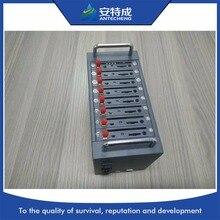 Американское 4G 8 портов устройство для массовой рассылки sms SIM7100A смена imei модем от фабрики Antecheng